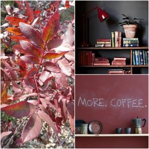 décoration couleurs tendances automne 2015