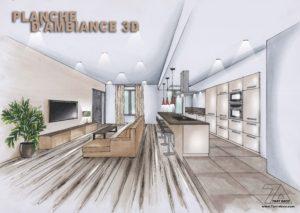 Concept en d co am nagement et r novation d coratrice d - Ecole de decoration d interieur ...