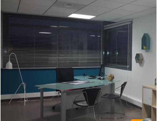 décoration aménagement bureaux Nimes