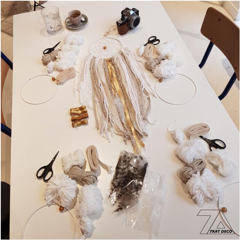 Dreamcatcher et ateliers déco DIY Nimes Montpellier