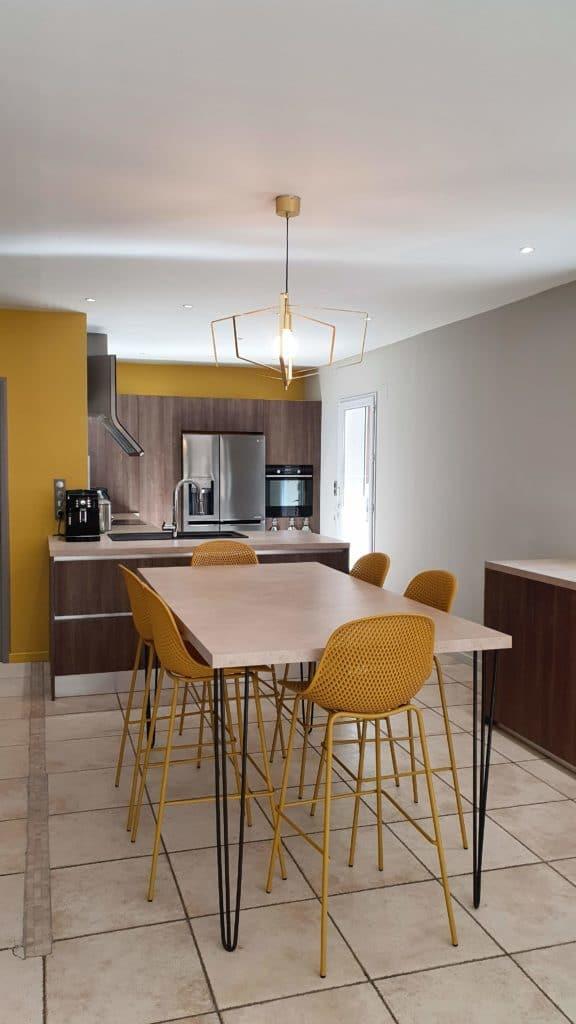 cuisine aménagement et décoration Nimes