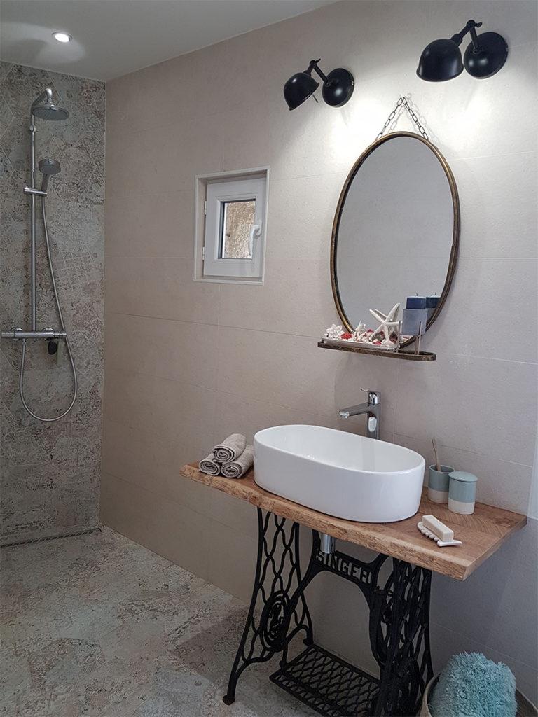 décoration intérieure suite parentale wc Nimes Montpellier