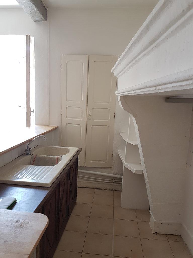 rénovation et décoration intérieure suite parentale Nimes Montpellier